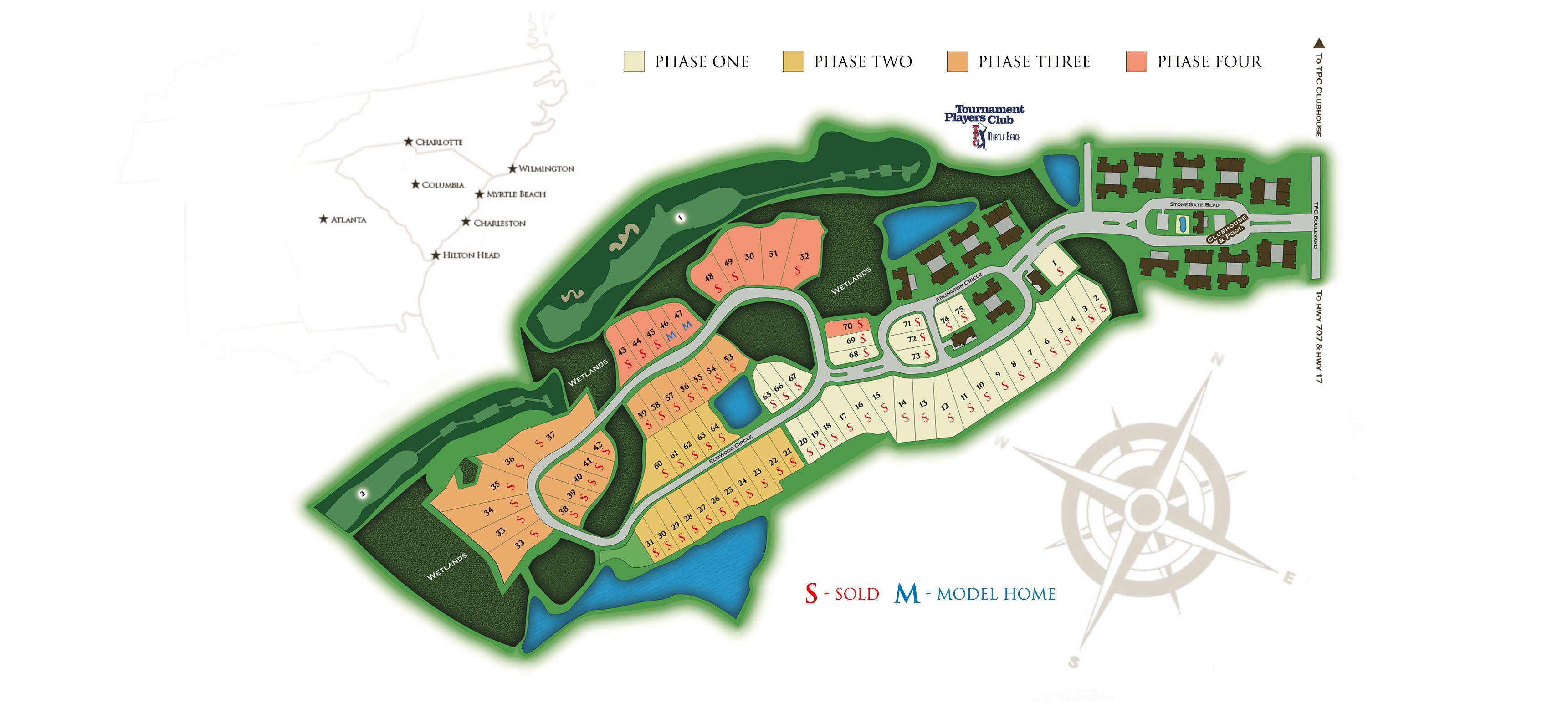 StoneGate Site Map